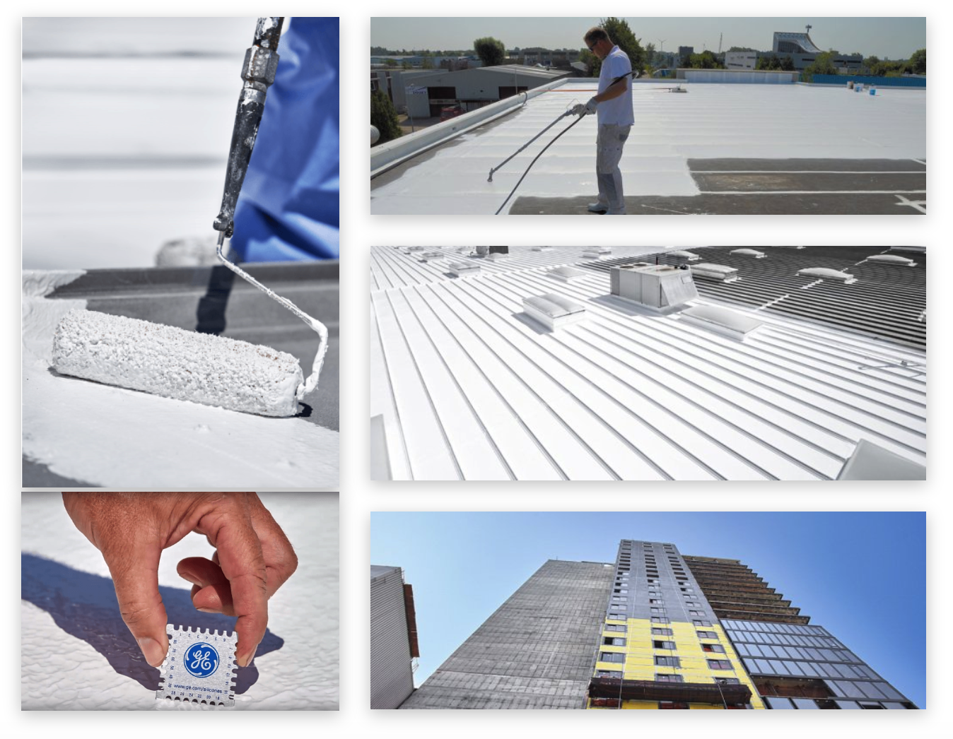 Silicone roof coating malaysia | Roof coating | Wall coating
